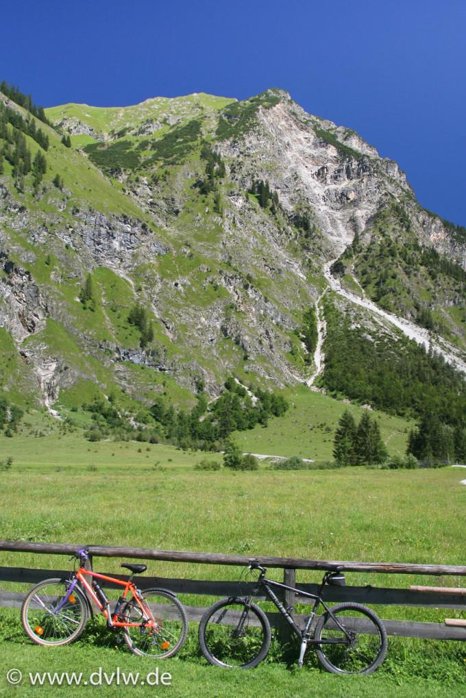 Allgäu Radtour – Oytal