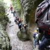 Gardasee – Klettersteig Rio Sallagoni