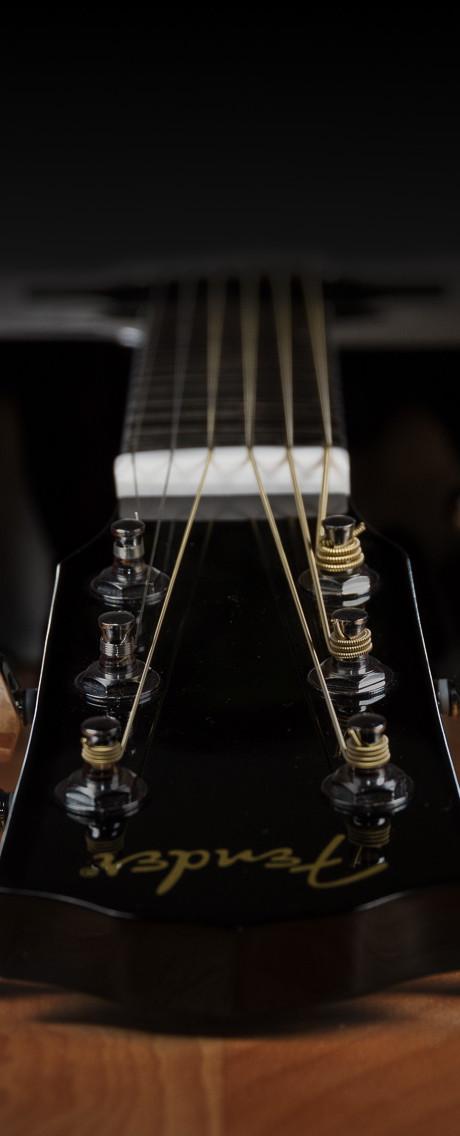 Fender Akustik Gitarre - CD-60CE
