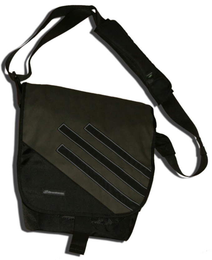 Papa has got a brand new bag: Brenthaven – Switch Messenger