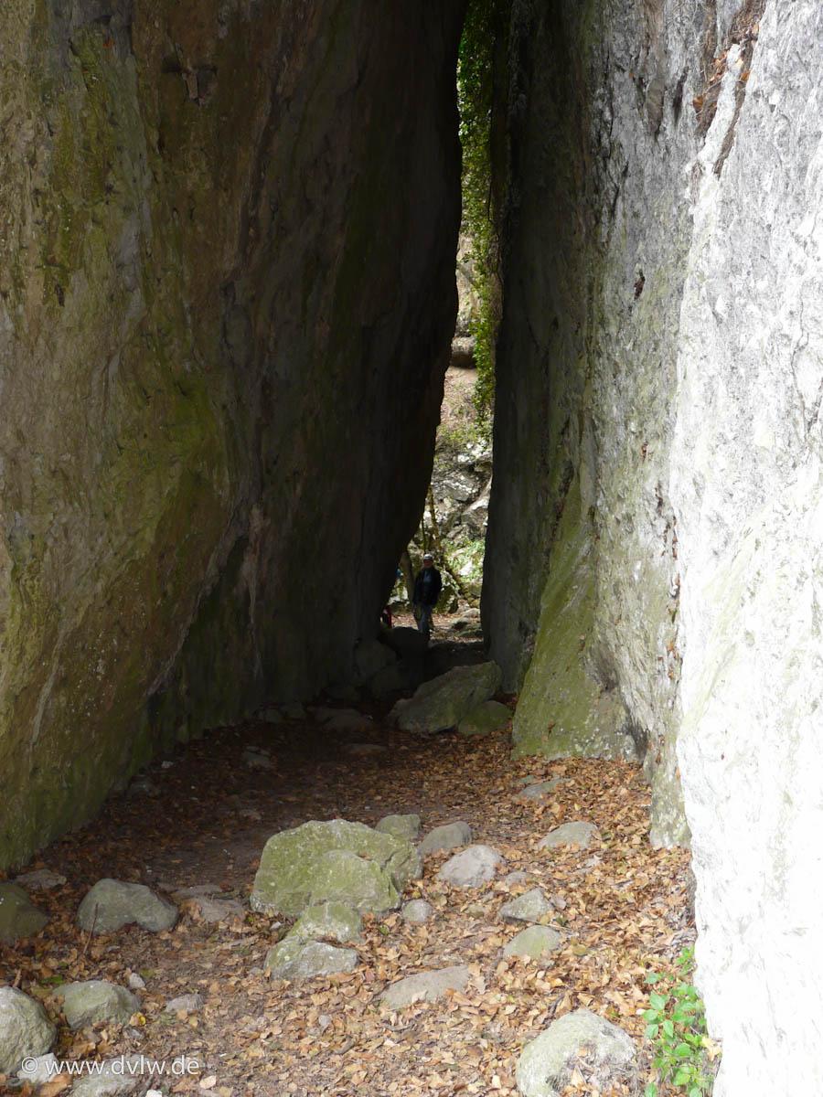 Klettersteig Rio Sallagoni