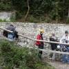 Einstieg Rio Sallagoni