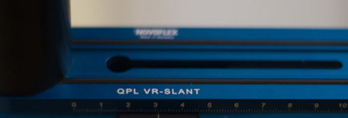 Panoramakopf – VR-Slant von Novoflex