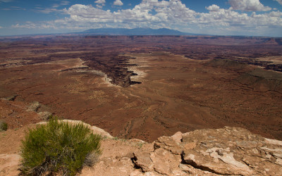 Canyonlands - Island in the sky