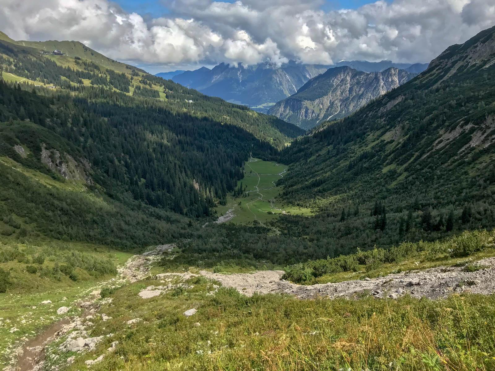 Tag 1 - Krumbacher Höhenweg