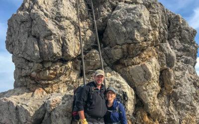 Tag 4 - Leiter am Steinschartenkopf
