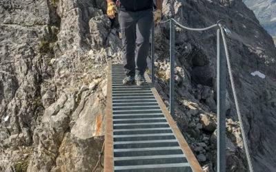 Tag 4 - Brücke am Steinschartenkopf