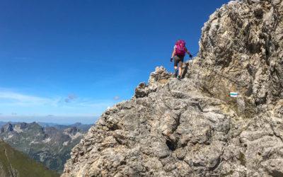 Steig zum Bockkarkopf