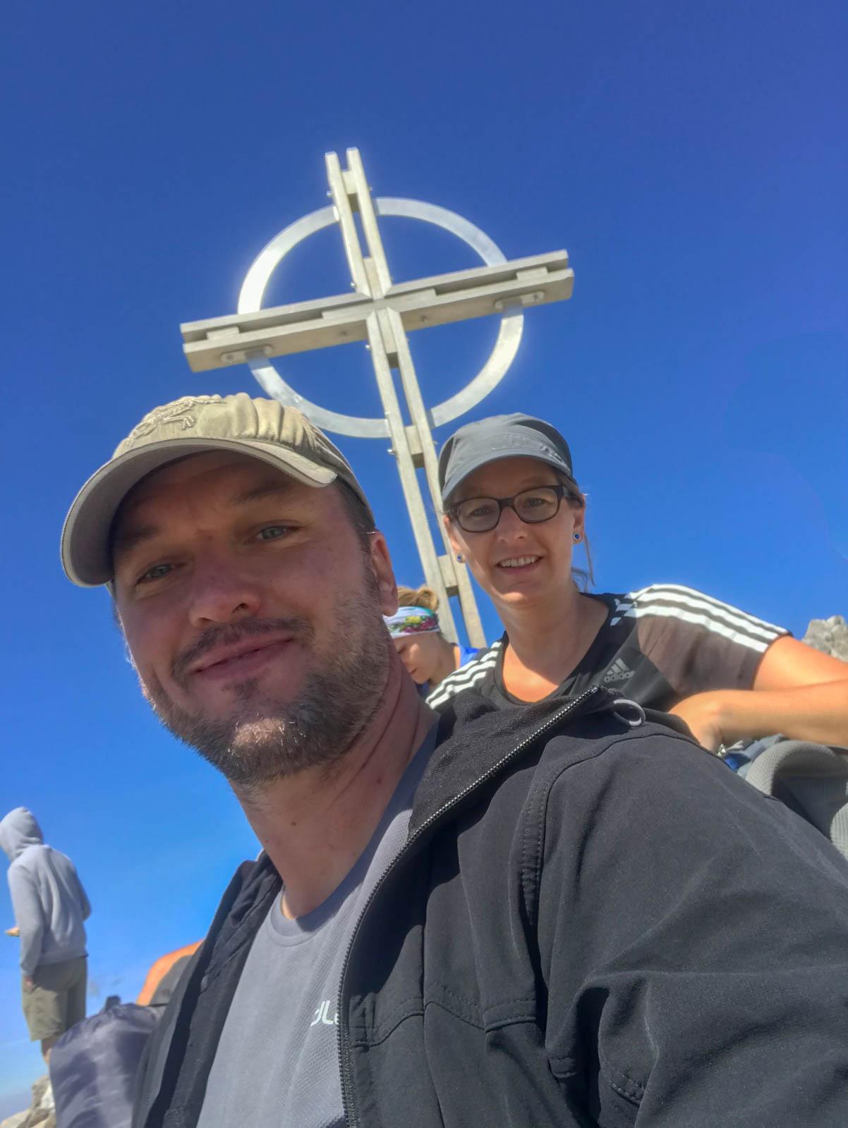 Gipfel Bockkarkopf